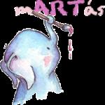 mARTas logó