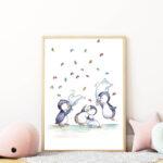 párnacsata falikép gyerekszobába mARTás