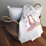 süni falevelekkel textilpelenka mARTás